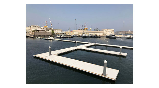 HSB MARINE - Floating Solutions, Pontoon & Dock